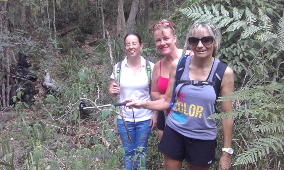 Belinda Pearl - hiking pic