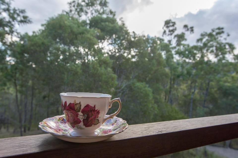 Belinda Pearl - tea cup pearl of contentment retreat